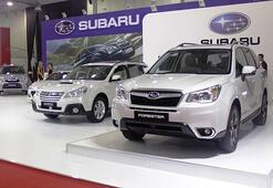 Subaru Bursa Otoshowda sahne aldı