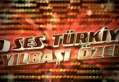 O Ses Türkiye Yılbaşı Özel fragmanı İşte yarışacak ünlüler...