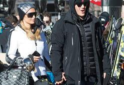 Paris Hiltonun kar tatili