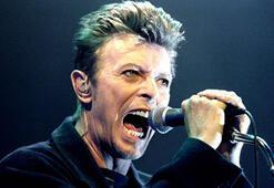 Uzayda David Bowie çalacak