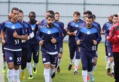 Çaykur Rizesporda Kardemir Karabükspor maçı hazırlıkları