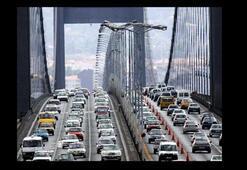 İşte trafiğin en sıkışık olduğu şehirler