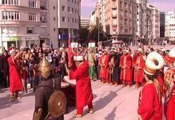 Erdoğan Marşı Taksim'de yankılandı
