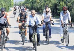 Kocaoğlu: Bisiklet kullanımı artacak