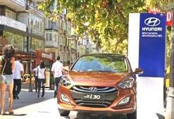 Hyundai Standından Löseve Destek