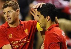 Gerard: En yeteneklisi Suarez