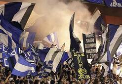 Hollandada 15 Dinamo taraftarı gözaltında