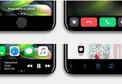 iPhone 8 sanal bir ana ekran tuşuna sahip olabilir