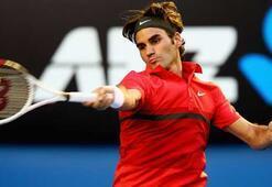 Federer hızlı başladı