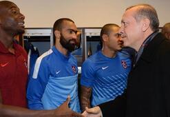 Başbakan Trabzonsporu kutladı