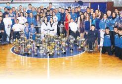 Şampiyon fabrikası İzmir Büyükşehir Belediyespor