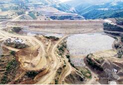 Aktaş Barajı'nda  geri sayım başladı