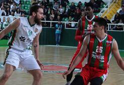 Akın Çorap Yeşilgiresun Belediyespor - Pınar Karşıyaka: 72-98