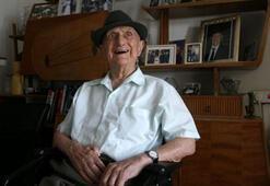 Nazilerden kurtulmuştu Dünyanın en yaşlı adamı öldü