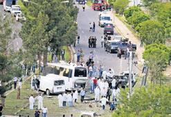 Bomb attack in Diyarbakır