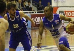 Türkiye Basketbol 1. Liginde play-off heyecanı