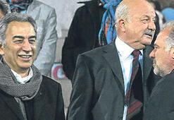 Ali Şen, Adnan Polat ve Sadri Şener Bodrumda buluştu