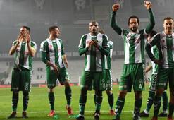 Konyaspor ikinci yarıdan umutlu