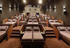Yataklı sinema nerede açıldı Yataklı sinemanın biletleri ne kadar