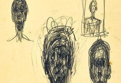 Giacometti'nin kayıp çizimleri
