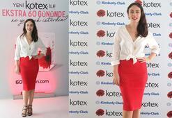 Yenilenen Kotex ile kadınlar,  yılda ekstra 60 gün kazanıyor