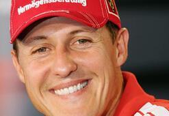 Michael Schumacher gün geçtikçe eriyor 15 cm kısaldı...