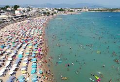 Plajlara ödenen giriş ücretleri tartışma konusu oldu