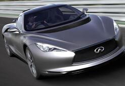 INFINITI Elektrikli Sedan LE Concept'in Avrupa lansmanı Paris'te
