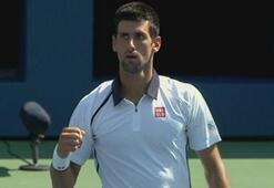 Djokovic zorlanmadı