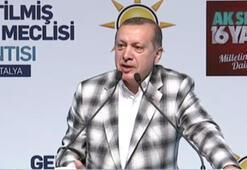 Cumhurbaşkanı Erdoğandan flaş Kılıçdaroğlu açıklaması