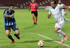 Balıkesirspor Baltok-Adana Demirspor: 2-2
