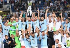 İtalya Süper Kupası Lazionun