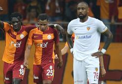 Galatasaray - Kayserispor maç sonucu: 4-1 (İşte maçın özeti)