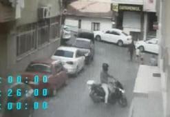 Motosikletli soyguncular Kağıthanede ortaya çıktı