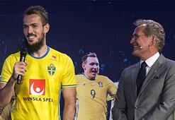 İsveçin Avrupa Şampiyonası kadrosu açıklandı