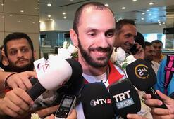 Ramil Guliyev İstanbula ayak bastı