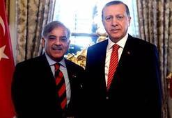 Pakistandan Erdoğana teşekkür mesajı