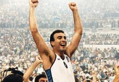 Dörtlü finallerin en skoreri Nikos Galis