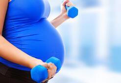 Gebelikte spor bebeğin zekasına faydalı