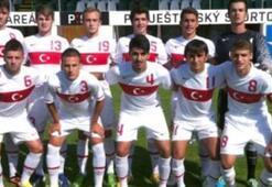 U18lerin Çek Cumhuriyeti sınavı