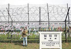 Komşu Koreli savaş istemiyor