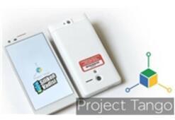 Lenovo Project Tango Telefonunu Görücüye Çıkartıyor