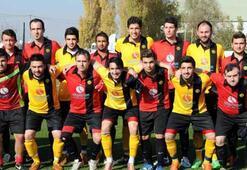 Yunanistan Liginde Türk ekibi