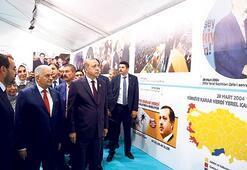 'AK Parti'yi millet kurdu  biz sadece tabelayı astık'