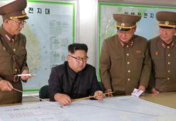 Kim Jong-un Guam için ABDnin atacağı adımları bekliyor