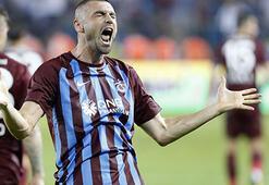 Trabzonsporda kral bir döndü pir döndü