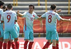 17 Yaş Altı Milli Futbol Takımı İstanbulda toplandı