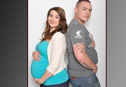 Erkek arkadaşım da hamile