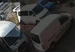 Şirinler çetesinin işadamını kaçırması kameralara böyle yansıdı