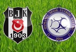 Beşiktaş Osmanlıspor maçı ne zaman saat kaçta hangi kanalda